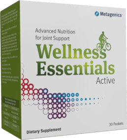 Metagenics Wellness Essentials Active 30 packets