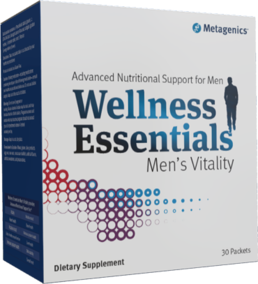 Metagenics Wellness Essentials Men's Viitality 30 packets