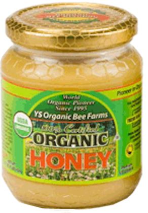 Y. S. Organic Honey, Organic 32 oz.