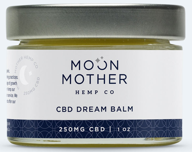 Moon Mother CBD Dream Balm