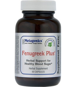 Metagenics Fenugreek Plus 60 tabs