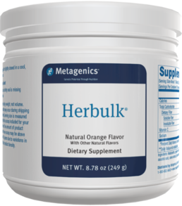 Metagenics Herbulk Orange 8.78 oz