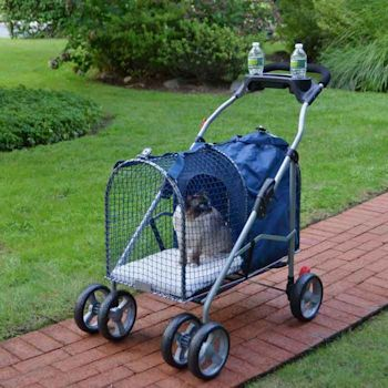 Kittywalk 5th Ave SUV Pet Stroller