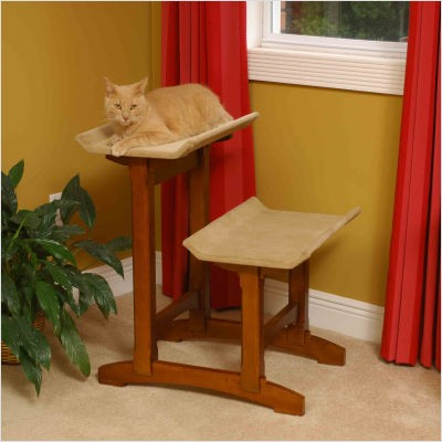 Simpson Double Seat Cat Perch