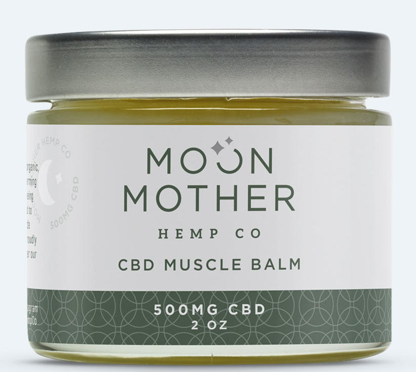 Moon Mother CBD Muscle Balm
