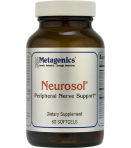 Metagenics Neurosol 60 softgels