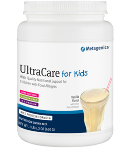 Metagenics Ultra Care for Kids Vanilla 630 grams