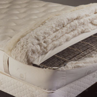Organic Cotton/Pure Grow Wool™ Mattress
