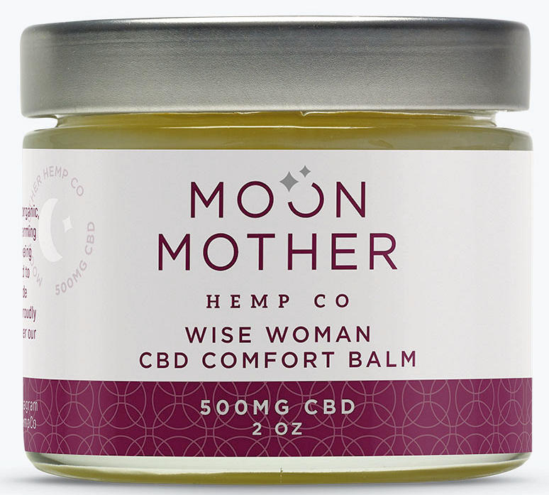 Moon Mother Wise Woman CBD Comfort Balm
