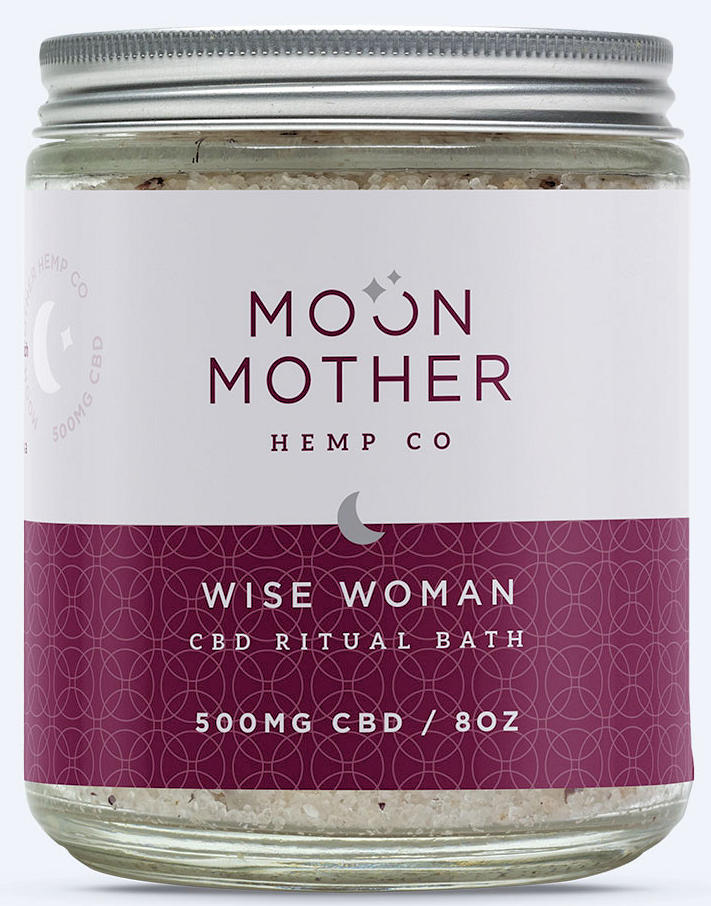 Moon Mother Wise Woman CBD Ritual Bath